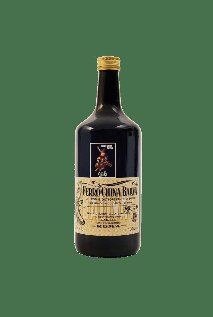Ferrochina baliva il tonico dei miracoli senzabarcode for Un liquore tonico