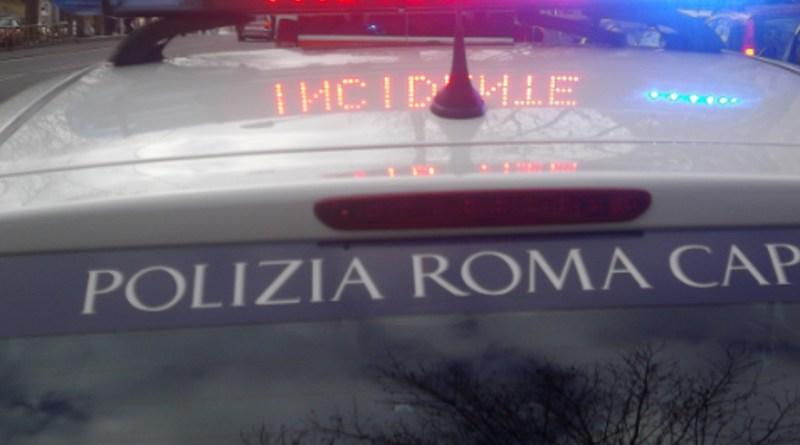 Agente di Polizia Locale investito