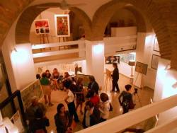 Academy SenzaBarcode e Loft Galery Spazio Mater