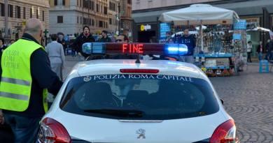 La Polizia Locale di Roma Capitale,
