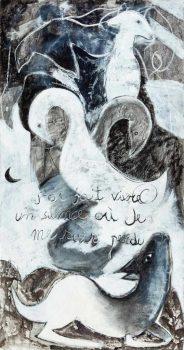 Lorenzo-Bruschini_Elogio-del-Silenzio_acrilico-e-olio-su-tela_190-x-100-cm_light