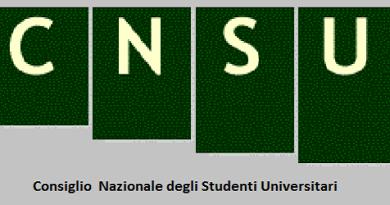 CNSU - Consiglio Nazionale degli Studenti Universitari