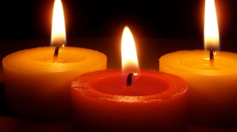 La notte delle candele a Caffeina, degustazione di piatti tipici