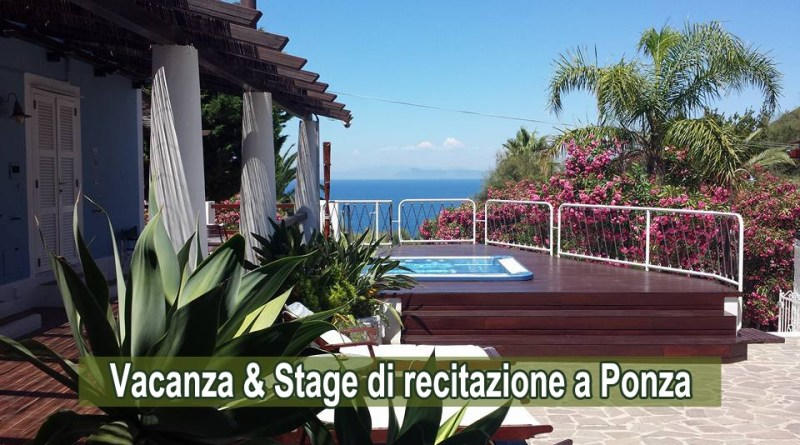 Stage di recitazione con Alessandro Simonini