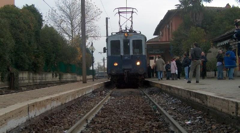 Linea ferroviaria ex concessa roma-viterbo