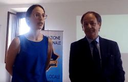 Sabrina Magris -EUI- Ivano Leo -Associazione PL-