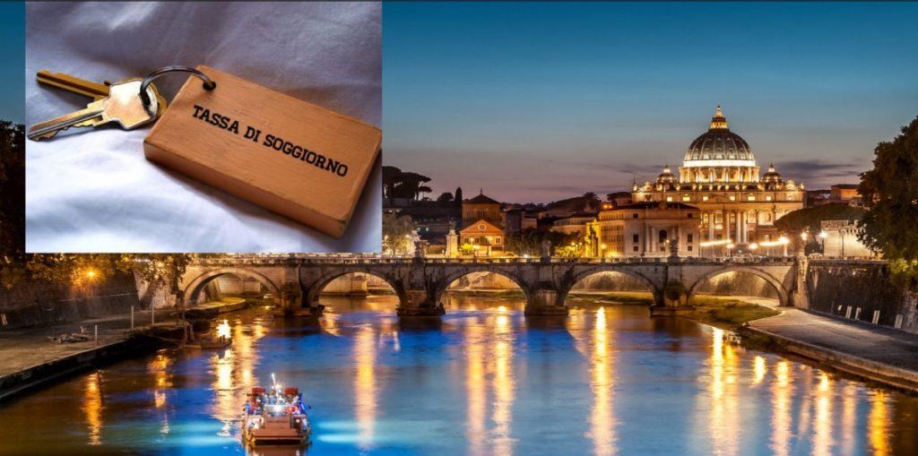 A Roma la tassa di soggiorno pi cara dItalia Come viene usata  SenzaBarcode