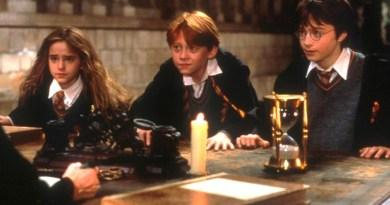 Harry Potter e la Pietra Filosofale.