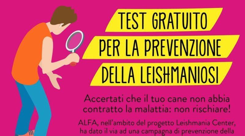 leishmaniosi con ALFA