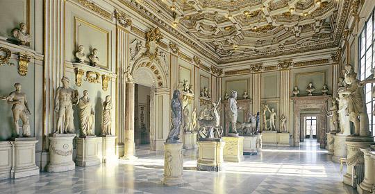 Museo animato, in collaborazione con il Teatro di Roma.