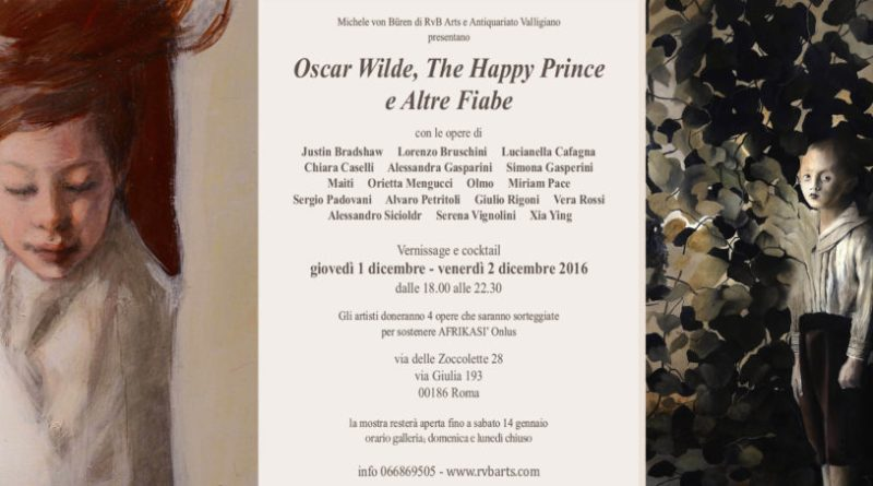 Oscar Wilde, The Happy Prince e altre fiabe