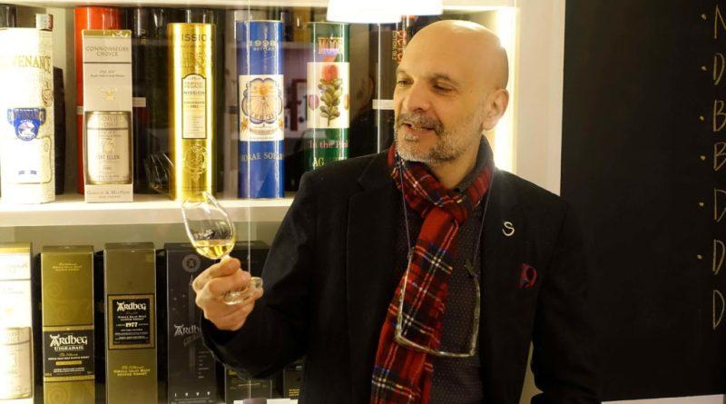 Pino Perrone Spirit of Scotland Rome Whisky Festival 4 (1)
