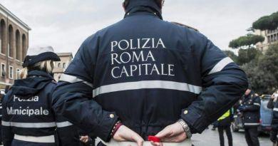 Archiviazione polizia locale roma