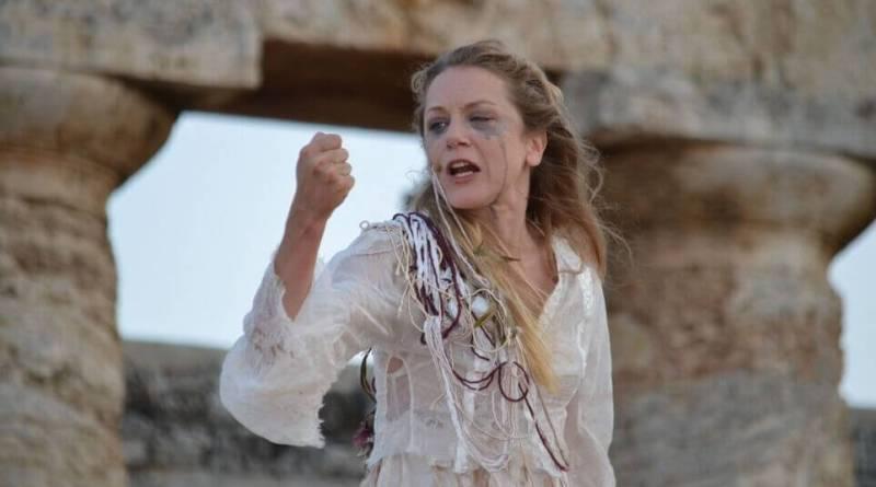Teatro Lo Spazio di Roma Aiace di Ghiannis Ritsos