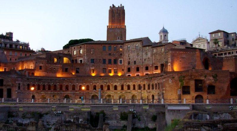 I Mercati di Traiano aprono le porte al Teatro dell'Opera per l'evento serale di sabato 29 aprile. Nel mese di maggio la rassegna continua alla Centrale Montemartini.