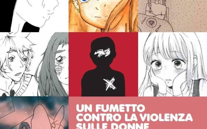 immagine-fumetto-contro-violenza-donne-lazio Manga (1)