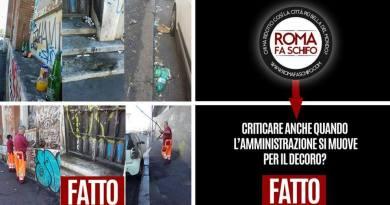 """Diaco: da """"Roma fa schifo"""" attacco menzognero e infamante"""