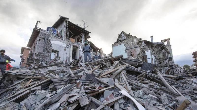 Terremoto, Regione Lazio, martedì aggiudicata gara per rifiuti da 400mila euro. In attesa di nulla osta alla seconda gara da 4 milioni.