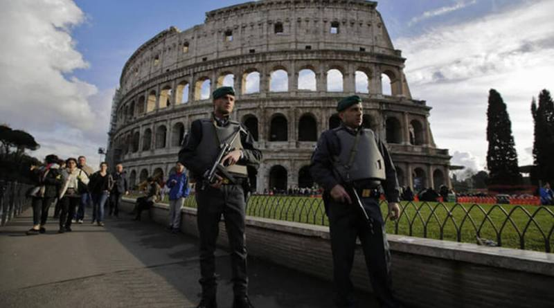 Al via piano anti-terrorismo per garantire maggiore sicurezza in punti strategici della città.Previste fioriere su via del Corso