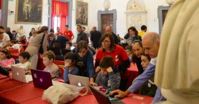 Oggi in Campidoglio dalle 15.30 il CoderDojo #DiversityCode, un laboratorio gratuito di programmazione per grandi e piccoli.