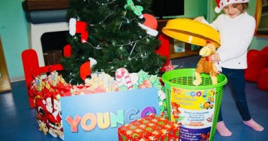YOUNGO in vista del Natale lancia l'iniziativa del giocattolo sospeso per coinvolgere i piccoliin una catena di generosità e altruismo.