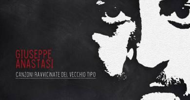 Il 19 gennaio esce il primo album di Giuseppe Anastasi, Canzoni ravvicinate del vecchio tipo, e contemporaneamente esce in radio il suo singolo, Ricominciare.