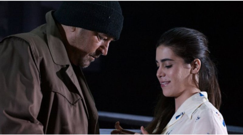 Al Teatro Tor Bella Monaca dal 19 Al 21 Gennaio Sebastiano Somma Protagonista diUno sguardo dal Ponte Di Arthur Miller.