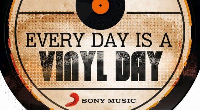 Continua con successo Every Day is A Vinil Day, iniziativa di Sony per rivalutare il patrimonio discografico attraverso la riscoperta del vinile.