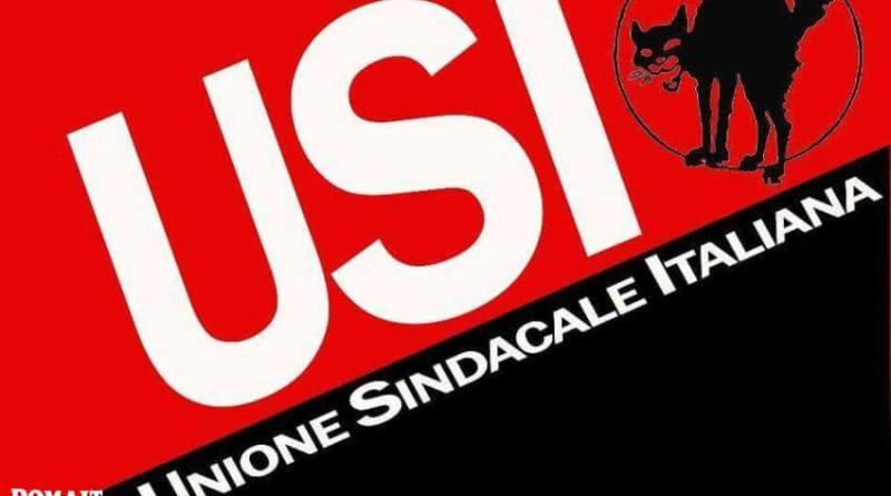 """Indizione Assemblee sindacali da USI - Unione Sindacale Italiana - su """"situazione economica ed istituzionale della Farmacap e una verifica degli impegni istituzionali""""."""