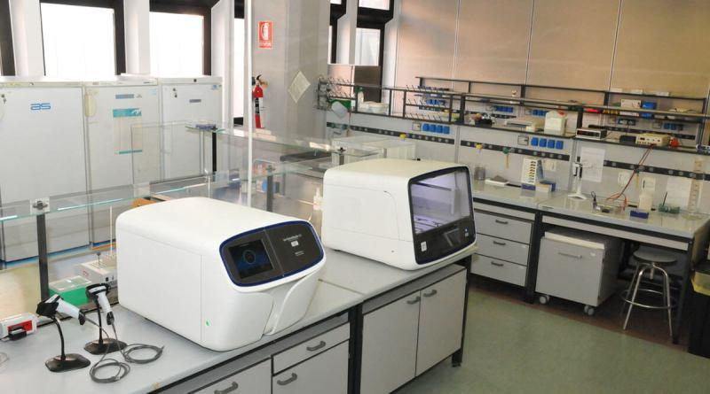 Questa mattina, sono stati inaugurati degli ambulatori e un macchinario per il centro regionale di alta specializzazione in genetica oncologica.