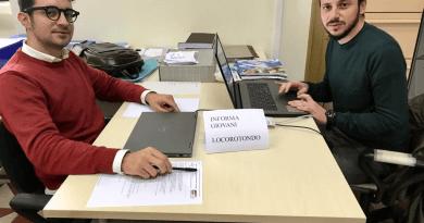 Bilancio più che positivo per il serviziosportello Informa Giovani dal consigliere comunale incaricato alla Politiche Giovanili, Paolo Giacovelli.
