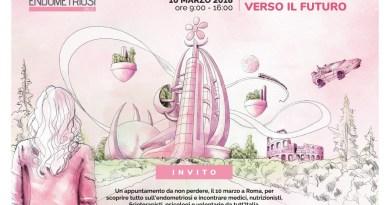 IV Convegno Nazionale A.P.E. Onlus:Endometriosi, terapie, tutele, benessere. Uno sguardo verso il futuro.Rome Life Hotel, via Palermo 10 Roma il 10 marzo dalle 9 alle 16.