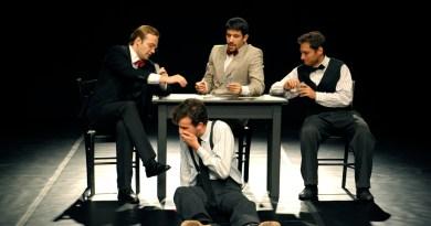 L'Uomo di Fumo e Compagnia TeatraleTehuanapresentanoNightmare N.7. Scritto e diretto da Lorenzo Collalti al Teatro Marconidal 19 al 22 aprile.