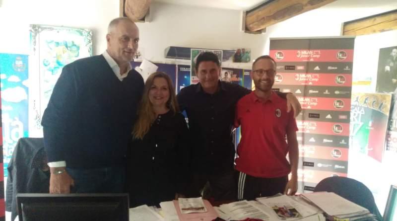 Lunedì 14 maggio, nella sede dell'Assessorato allo Sport e al Turismo di Porto Sant'Elpidio, presentato Milan Academy City Camp, che si terrà dal 24 al 30 giugno.