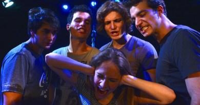 Al Teatro Lo Spazio fino al 13 maggio il debutto nazionale di Voci dal cortile di Edna Mazya regia di Enrico Maria Lamanna.