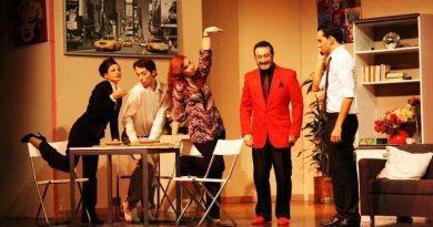 Una serata con Will & Graceal Teatro Marconidal 10 al 20 maggio. La pièce, si ispira ai protagonisti di una delle sit-com più seguite e premiate del mondo.