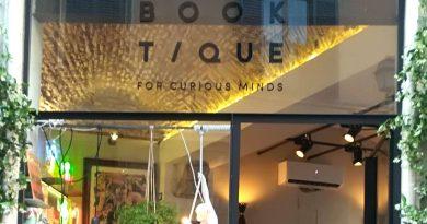 Nel cuore di Roma c'è Booktique, un po' boutique, un po' libreria, un po' centro culturale. Dalla ricerca delle cose belle alla vendita al dettaglio.