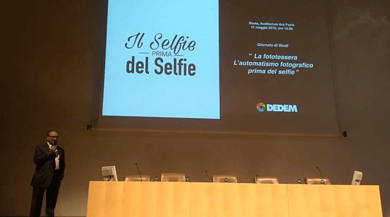 Una giornata di studi per festeggiare ImpressMe l'ultimo progetto di casa Dedem. Dal selfie in bianco e nero degli anni '60 alla stampa delle foto dello smartphone.