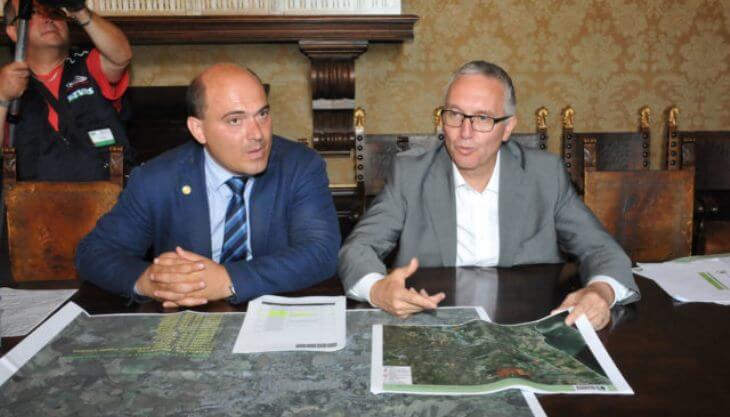 Il Fondo sviluppo e coesione, illustrato durante una conferenza stampa ad Osimo, prevede 14 milioni di euro per la viabilità della vallata del Musone.
