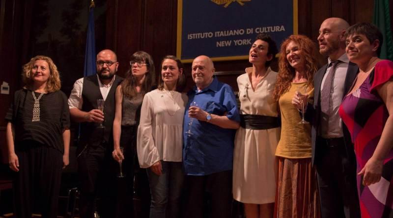 In Scena! Italian Theater Festival NY 2019. Aperta la selezione di spettacoli da inserire nella settima edizione del Festival di teatro italiano a New York e l'iscrizione al Premio Mario Fratti.