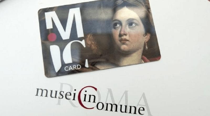 MIC è la card per residenti e studenti a 5 euro per 12 mesi, ingresso illimitato in tutti gli spazi del sistema dei Musei Civici.