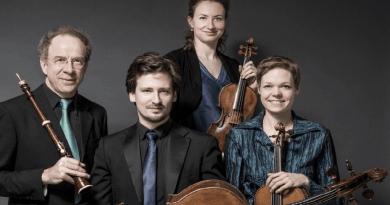 Mozart incontra Bach. Quartetto Bernardini Il 23 luglio alle 18.30 presso la Cappella dei Condannati a Castel Sant'Angelo. All'interno della rassegna Sere d'Arte di ArtCity 2018.