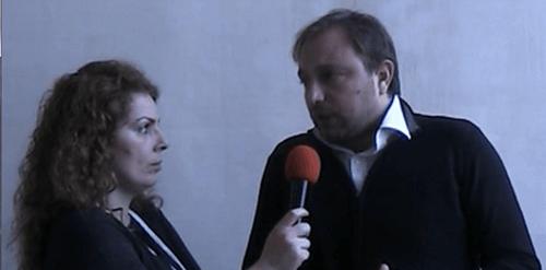 Fabrizio Santori, esponente romano della Lega, denuncia di essere stato insultato e minacciato dal rappresentante legale dell'Associazione Nazione Rom.
