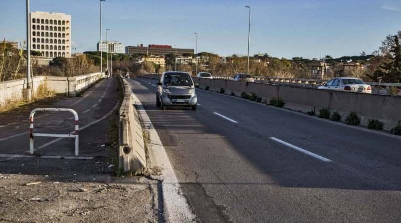 Comunicazione dal Campidoglio: Viadotto Magliana, 22 agosto. Proseguono attività di manutenzione anche su Ponte Principe Amedeo di Savoia, dell'Osa e Galleria Giovanni XXIII.
