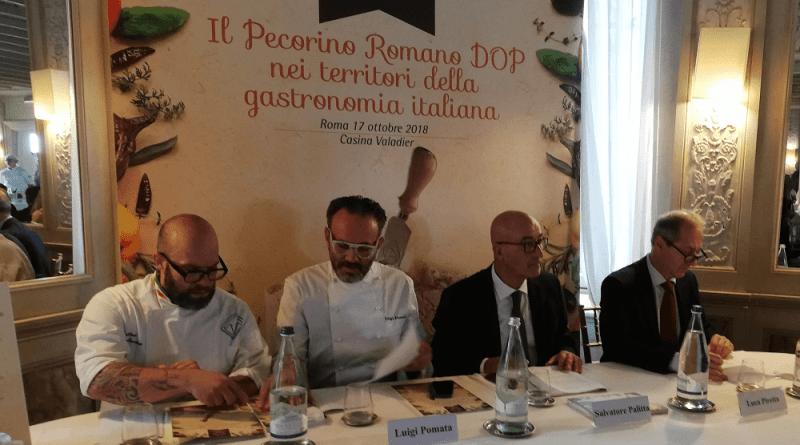 Si è tenuta alla Casina Valadier la I edizioneConcorso nazionale di cucina organizzato dal Consorzio di Tutela del Pecorino Romano DOP.