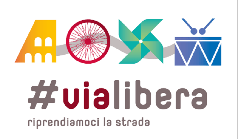 Campidoglio: #VIALIBERA, nuova edizione domenica28 ottobre.Un'unica rete ciclopedonale di 15 km con strade libere da auto e smog.