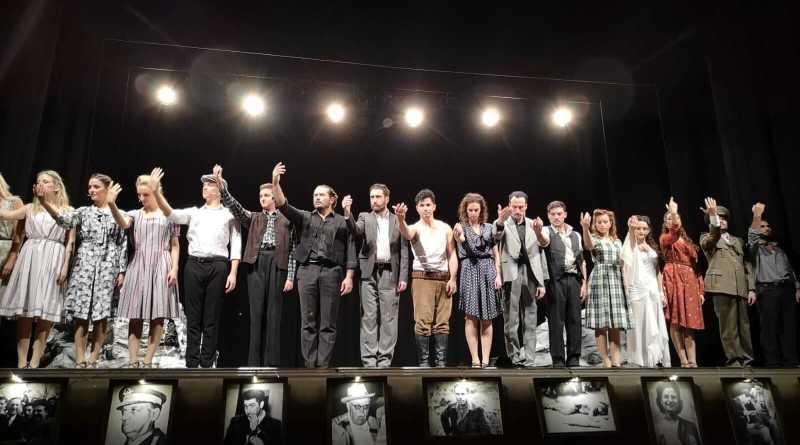Standing ovation al teatro di Porto San Giorgio per la Compagnia della Marca, che sabato 24 novembre ha portato in scena Salvatore Giuliano.