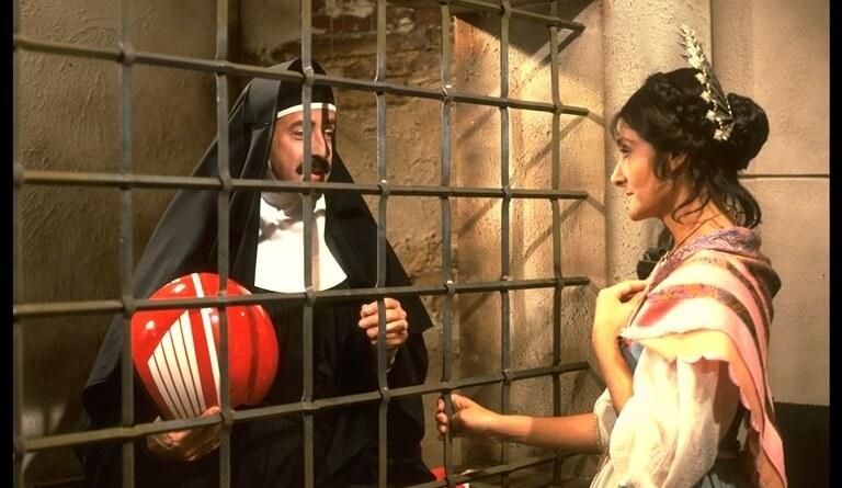 Da martedì 15 gennaio fino al 17 febbraio i più celebri sceneggiati Rai. Prima dei serial: L'avventura dello sceneggiato italiano. serial tv