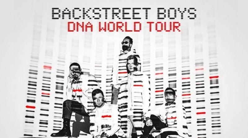 Esce oggi, venerdì 25 gennaio, in tutto il mondo, DNA, il nuovo album dei Backstreet Boys, la boyband che emoziona fin dagli anni '90.