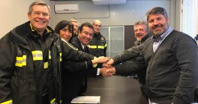 Tavolo tecnico ad Amatrice, per ridisegnare un percorso nuovo al fine di valorizzare il lavoro del Corpo Nazionale dei Vigili del Fuoco.